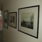 Derek Chambers Etchings