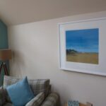 Paul Evans Watercolour (Aldeburgh 5* Accom.)